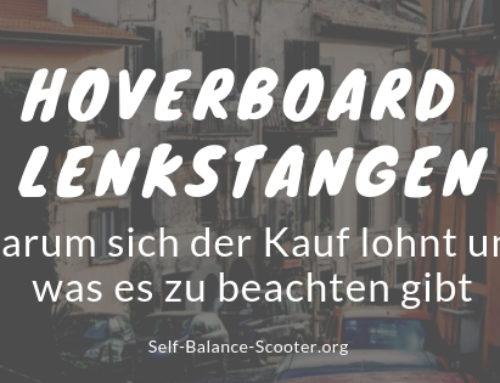 Hoverboard Lenkstange