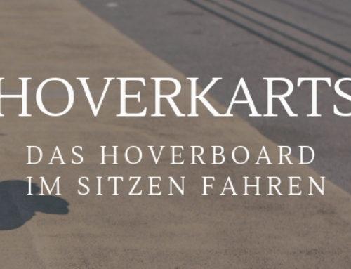 Hoverboard Sitz